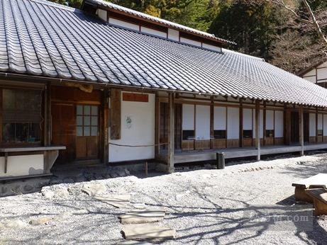 奈良田の里温泉23