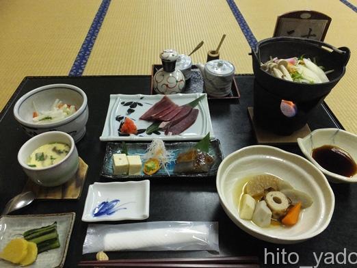 奈良田温泉 白根館-夕食25