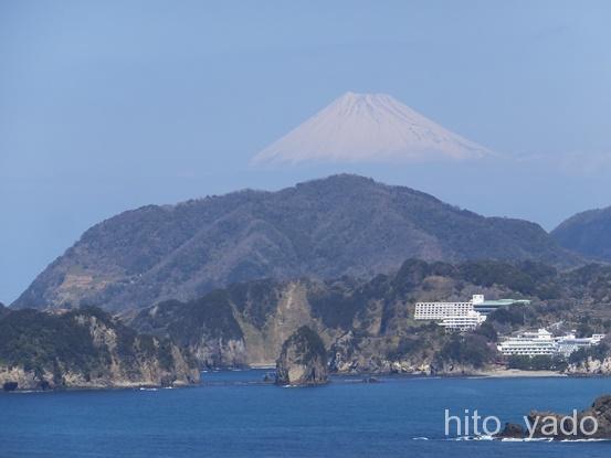 松崎の海と富士山7