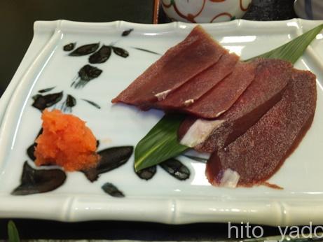 奈良田温泉 白根館-夕食6