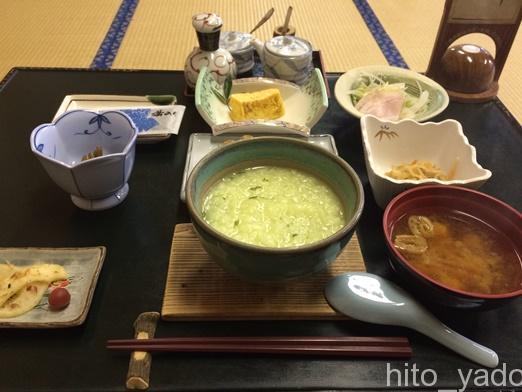 奈良田温泉 白根館-朝食11