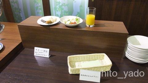 蔦温泉-朝食3
