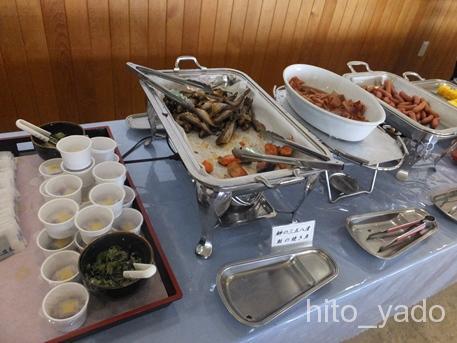 不老ふ死温泉-朝食8