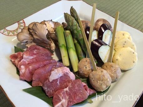 鶴の湯別館 夕食-27