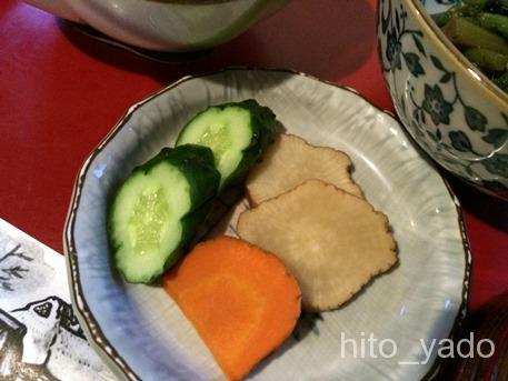 鶴の湯別館 夕食-14