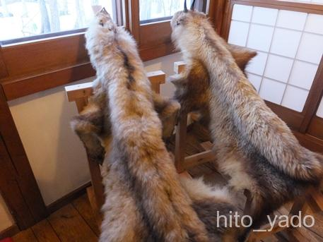 鶴の湯別館 夕食-2