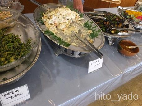 不老ふ死温泉-朝食10
