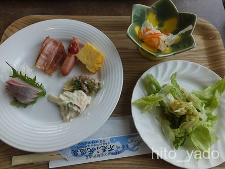 不老ふ死温泉-朝食11