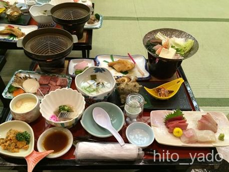 不老ふ死温泉-夕食24