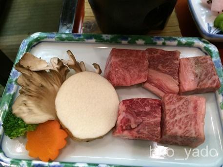 不老ふ死温泉-夕食28