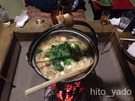 鶴の湯別館 夕食-22