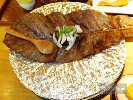 初谷温泉-朝食2