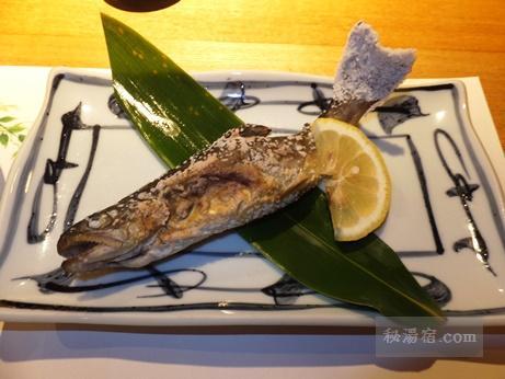 初谷温泉-夕食14