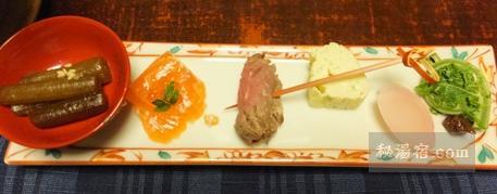 向瀧-夕食20