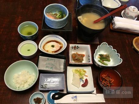 向瀧-朝食1