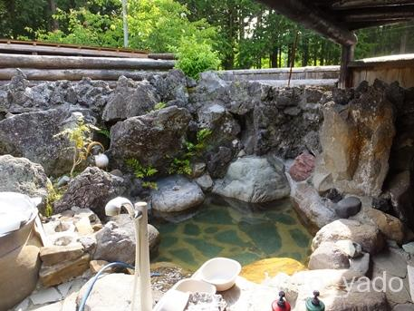 白岩温泉 秘湯の宿 白岩館 日帰り入浴 ★★★