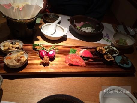 初谷温泉-夕食17