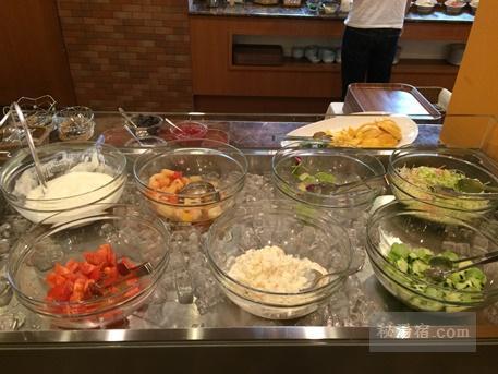 旭岳温泉 ホテルディアバレー-朝食1