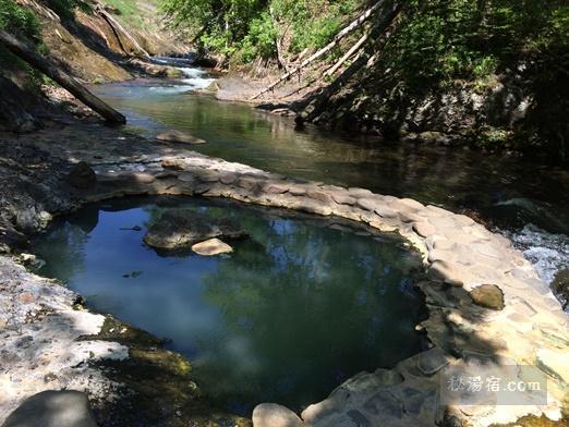 然別峡温泉 鹿の湯27