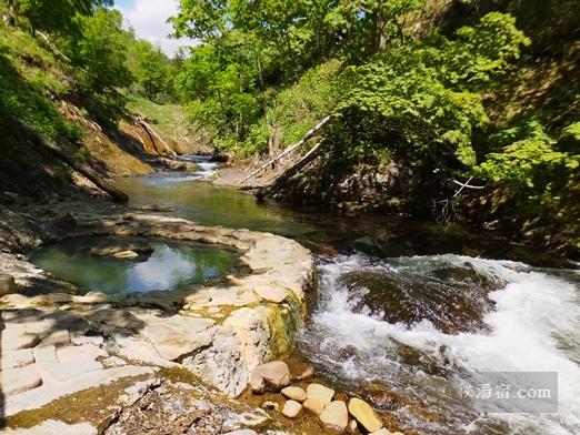 然別峡温泉 鹿の湯25