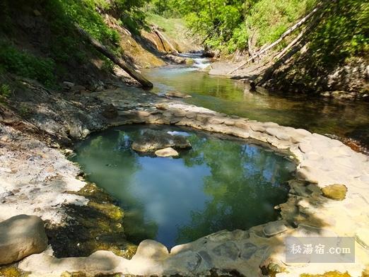 然別峡温泉 鹿の湯22