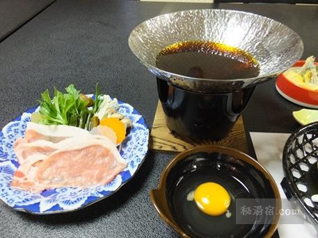 芽登温泉-夕食6