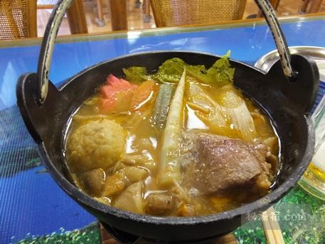 大雪高原山荘-夕食19