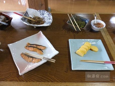 大雪高原山荘-朝食2