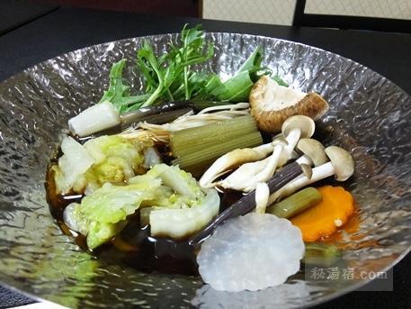 芽登温泉-夕食14