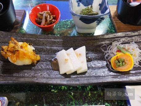 大雪高原山荘-夕食6