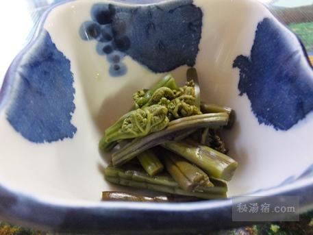 大雪高原山荘-夕食11