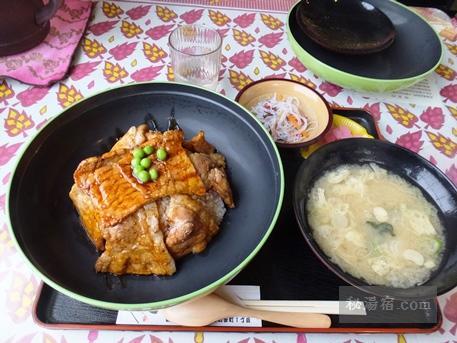 あしょろ庵 豚丼 ★★★