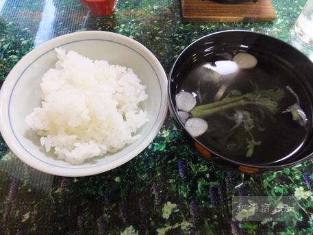 大雪高原山荘-夕食23