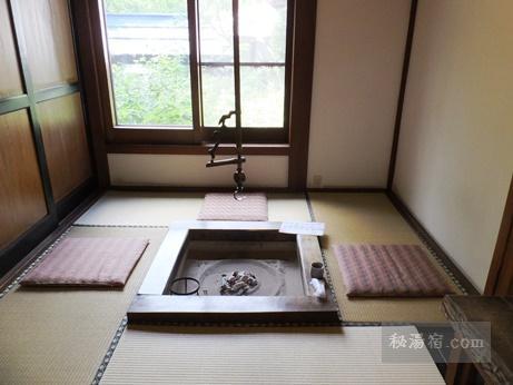 鶴の湯別館山の宿-昼食5