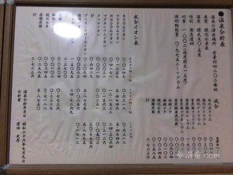 白骨温泉 山水観湯川荘43