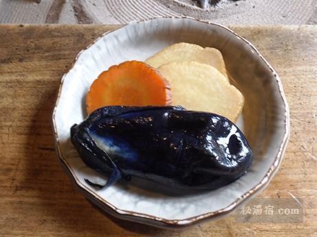 鶴の湯別館山の宿-昼食14