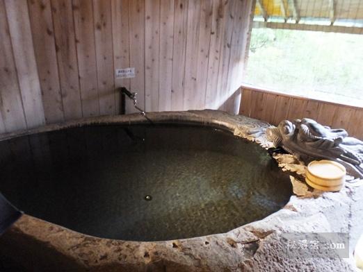 湯の小屋温泉 龍洞98