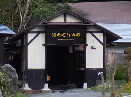 湯の小屋温泉 龍洞130