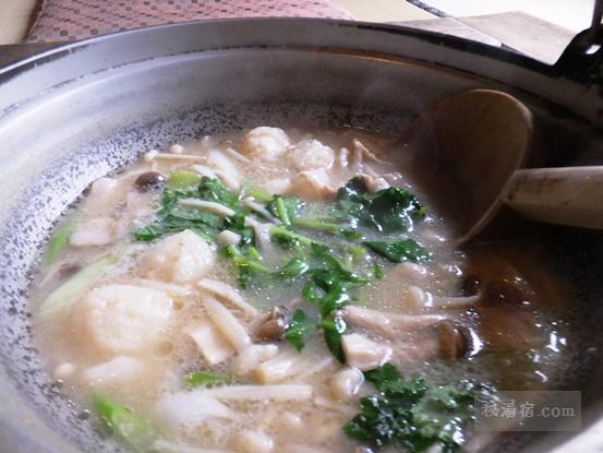 鶴の湯別館山の宿-昼食16