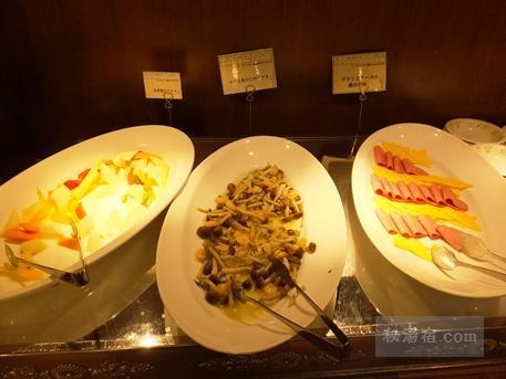ホテルサンバレー那須 夕食バイキング3