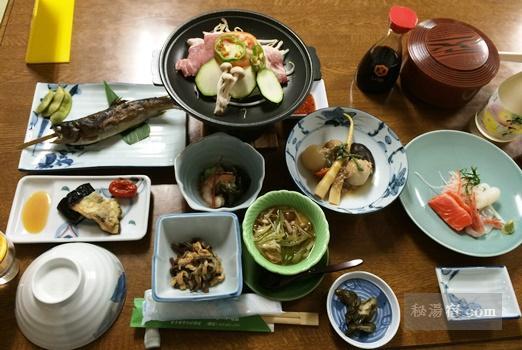 国見温泉 石塚旅館-夕食25