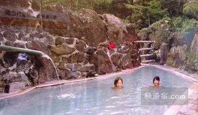 露天風呂 水沢温泉33