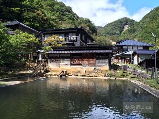那須 北温泉 北温泉旅館 日帰り入浴 ★★★★