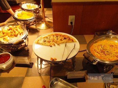 ホテルサンバレー那須 夕食バイキング12