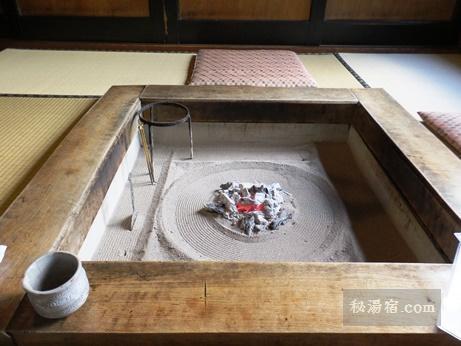 鶴の湯別館山の宿-昼食7