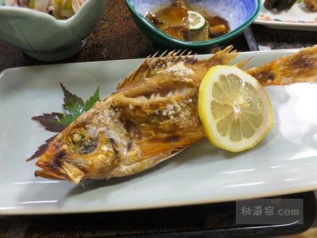 小谷温泉 山田旅館-夕食5