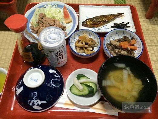 三斗小屋温泉 煙草屋旅館-夕食12