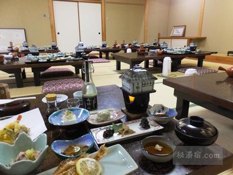 小谷温泉 山田旅館-夕食3