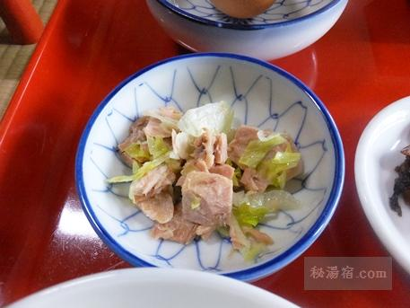 三斗小屋温泉 煙草屋旅館-朝食2