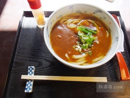 栃尾又温泉 自在館-昼食5